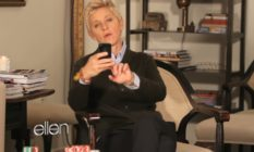Ellen using Siri (The Ellen Show)