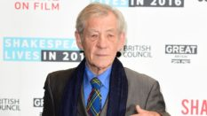 Ian McKellen for BFI Shakespeare