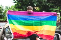 rainbow flag pride