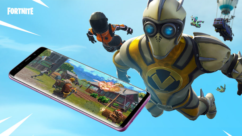 Is there a Fortnite app for Android and is it still in beta?