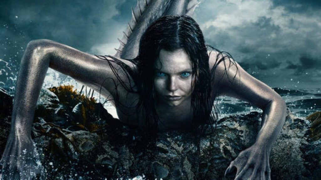Meet the bisexual mermaid taking over your TV