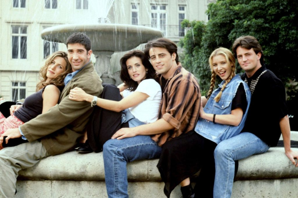 Friends creator Marta Kauffman tears up over lack of diversity in sitcom