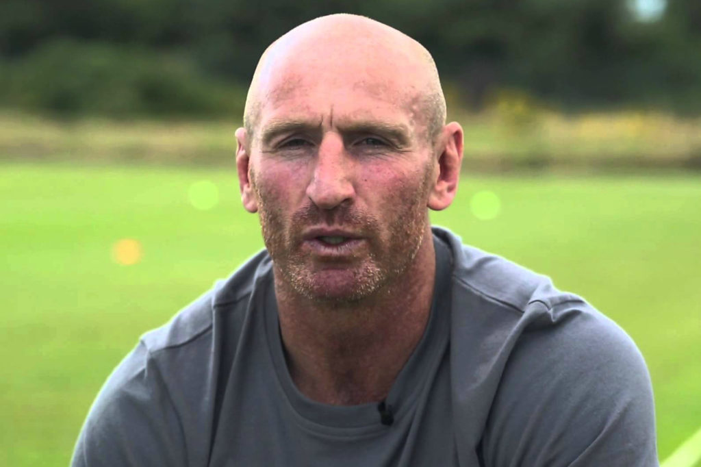 Gareth Thomas, who came out as gay in 2009