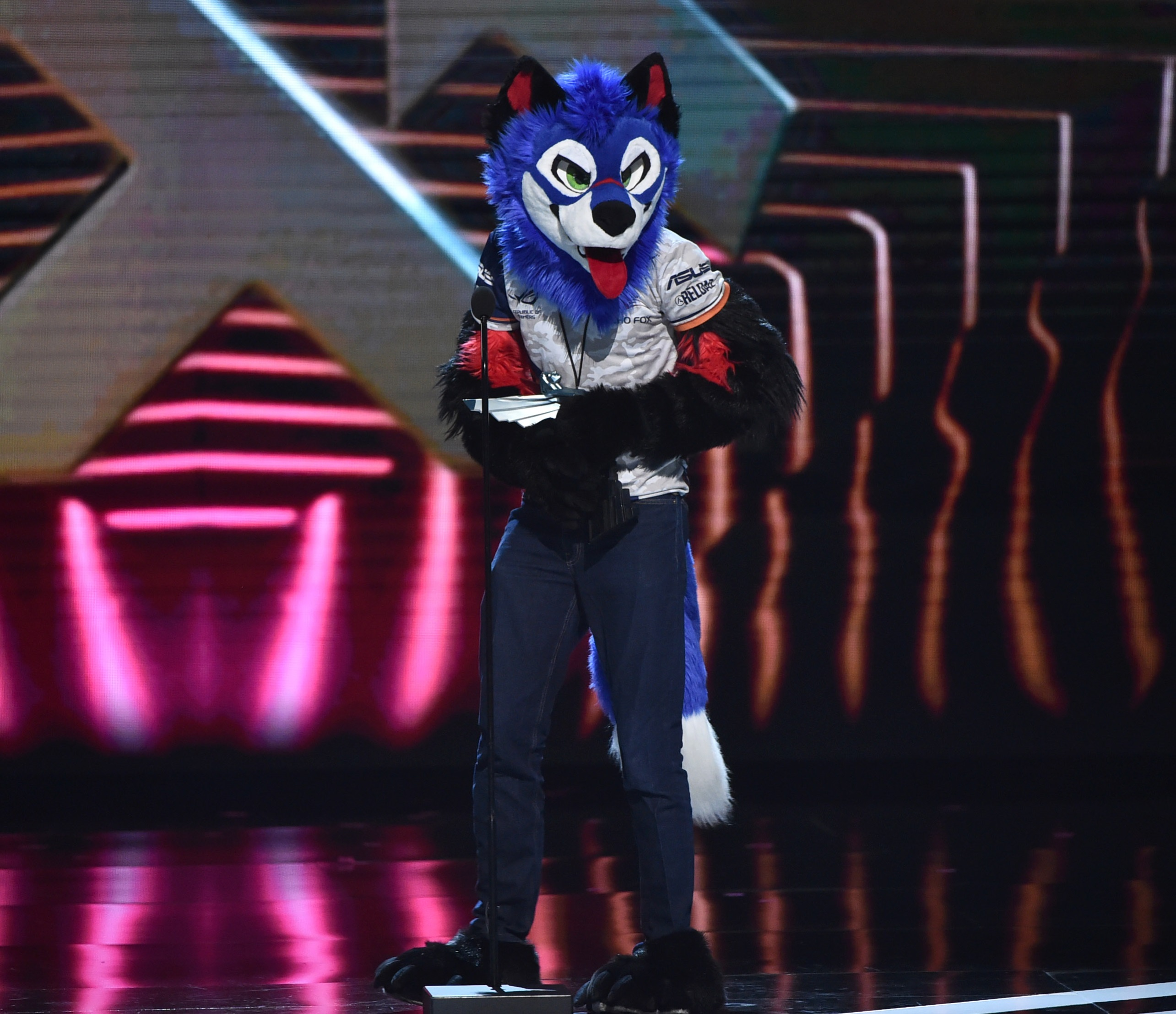 SonicFox attends The 2018 Game Awards at Microsoft Theater on December 06, 2018 in Los Angeles, California