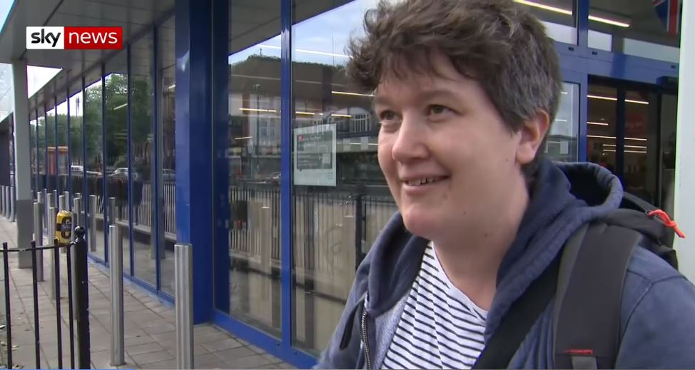 Gay mum confronts Birmingham school protests leader over LGBT lessons