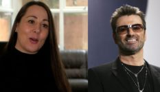 Lynette Claire Gillard and George Michael