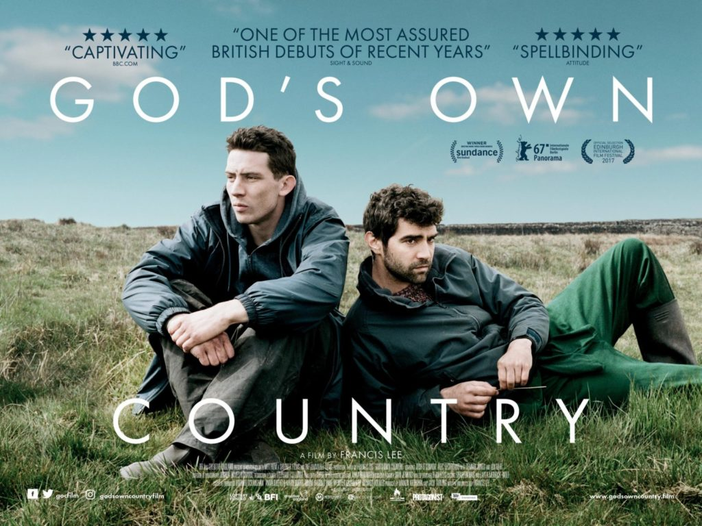 British Release Poster for God's Own Country