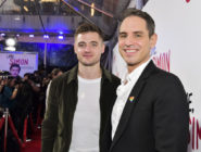 Greg Berlanti and husband Robbie Rogers welcome second child