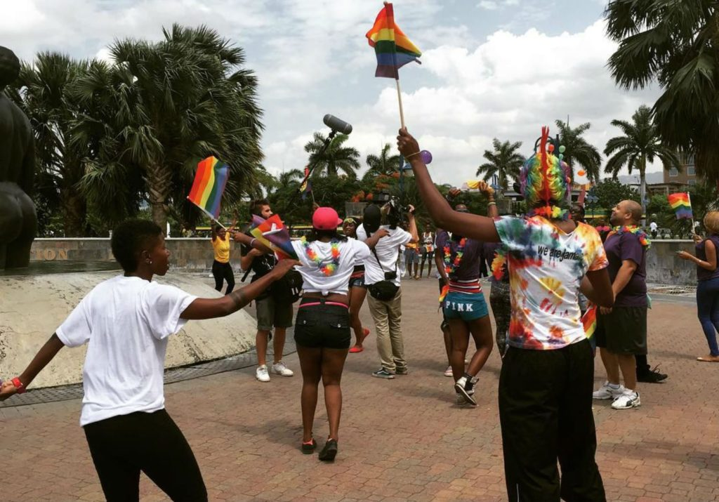Gay rights in Jamaica