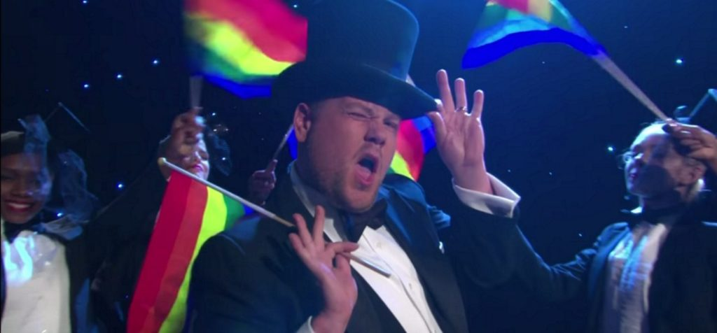 james corden lgbt youtube