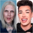 Was James Charles' online merch store shut down by Jeffrey Star?