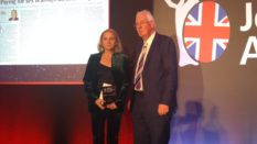 Times columnist Janice Turner won the Comment Journalism award on December 10.