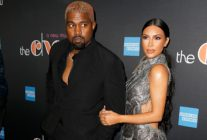 Kanye West and Kim Kardashian West attend the opening night of the new musical The Cher Show on Broadway at Neil Simon Theatre on December 3, 2018