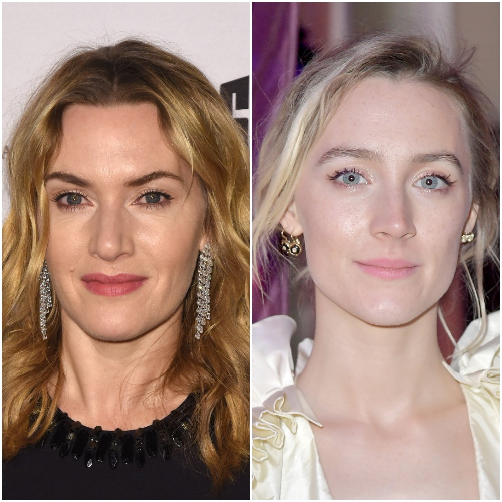 Kate Winslet and Saoirse Ronan to play lesbian lovers in new film