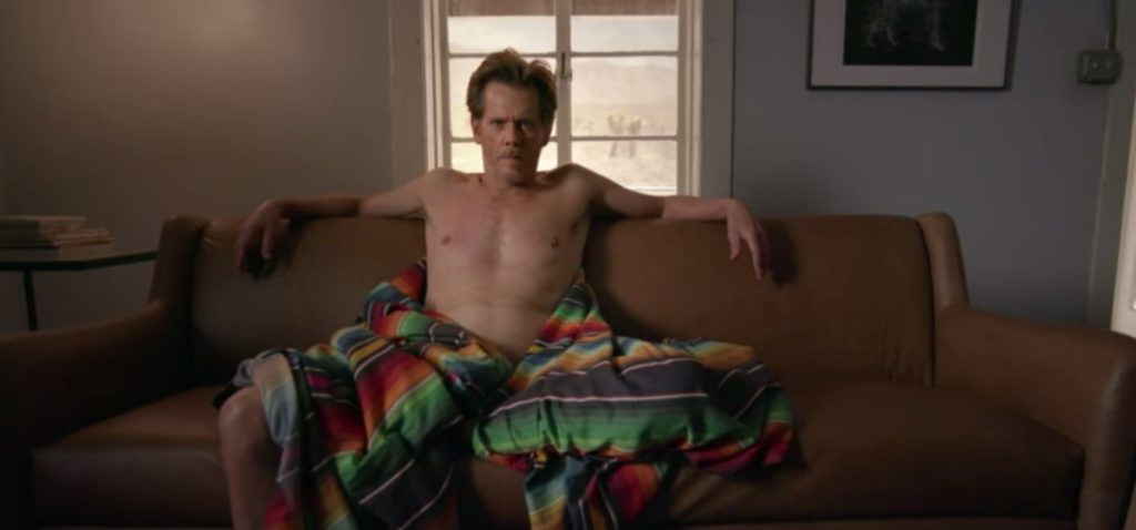 Kevin Bacon in Amazon's I Love Dick