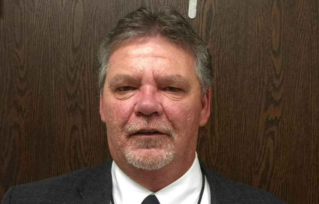 Photo of Lee Livengood, accused of harassing trans boy