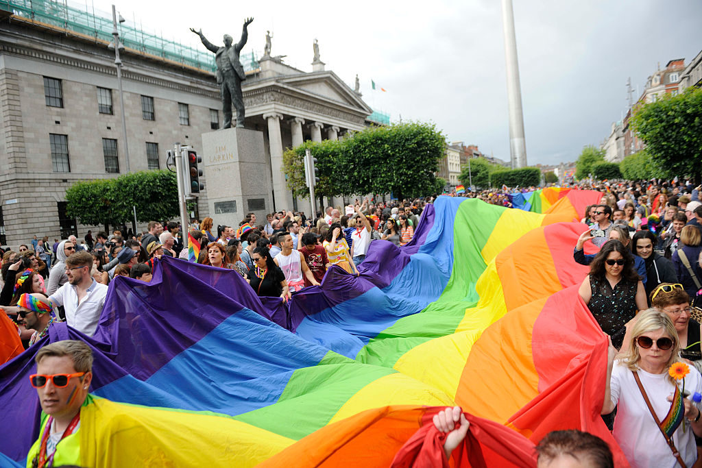 One in three LGBT people threatened with physical violence in Ireland