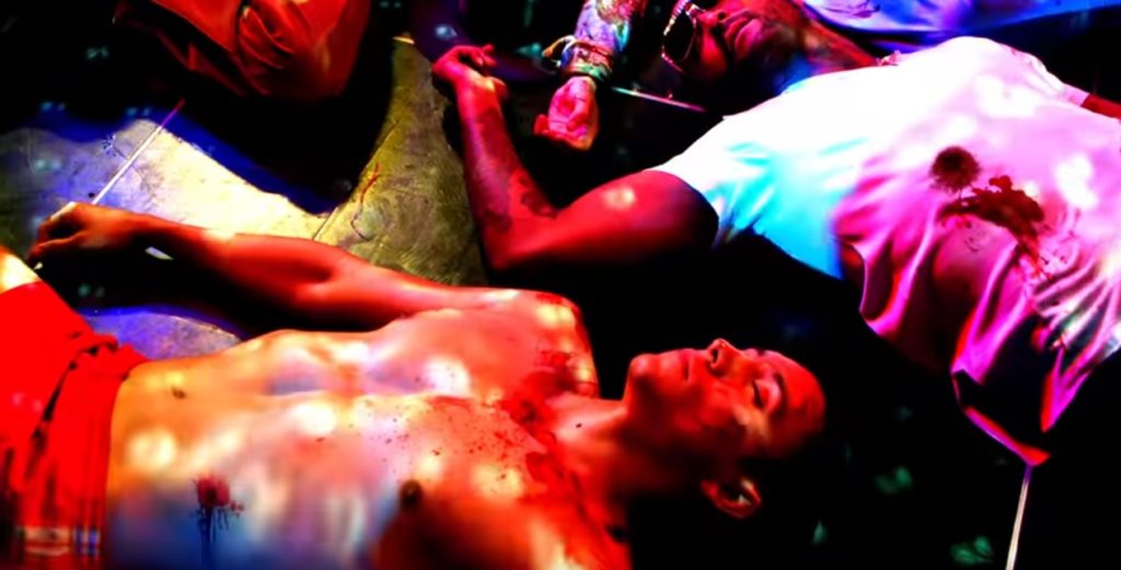 Madonna's new music video features a graphic shooting resembling the Pulse massacre