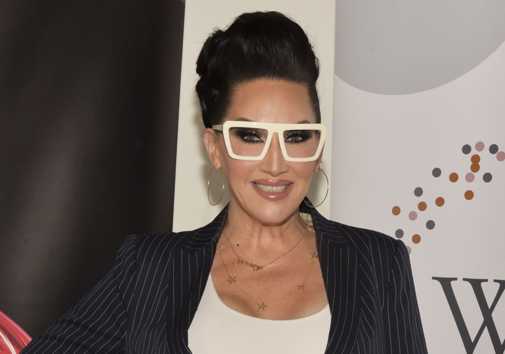 """Michelle Visage said her family was """"frightened to death"""" when Donald Trump was elected"""