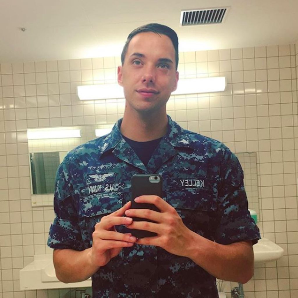 Meet Harpy Daniels: US Navy employee by day, drag queen by night