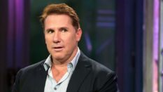 "Nicholas Sparks has said past comments about LGBT+ people were ""weaponised"""