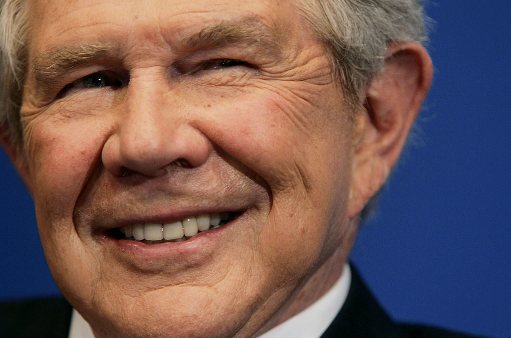 Televangelist Pat Robertson predicts 'atomic war' if Equality Act passes