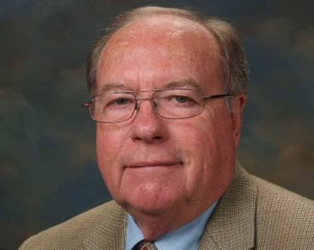 Phil Benson, the elected treasurer of Mobile County, Alabama