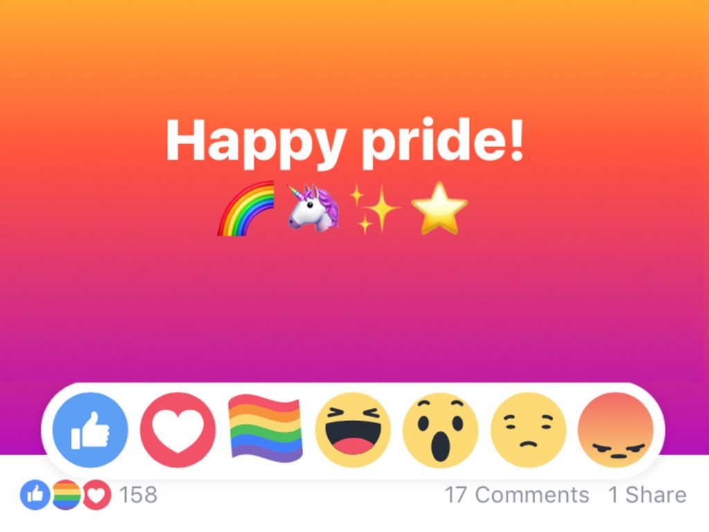 pride month facebook