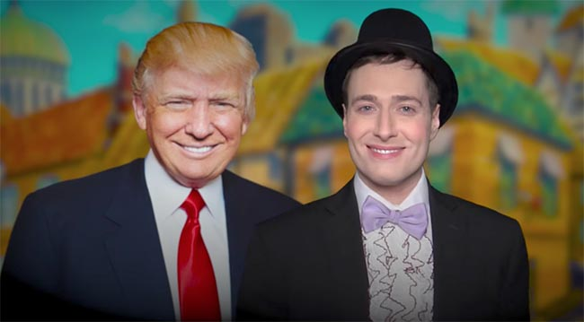 Randy Rainbow has apologised