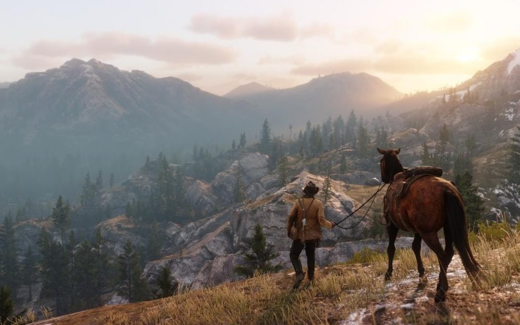 Is Red Dead Redemption 2 coming out for PC?