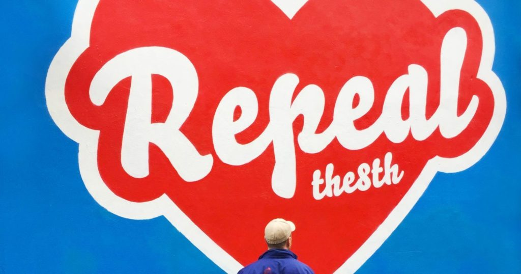 Repeal the 8th (Getty)