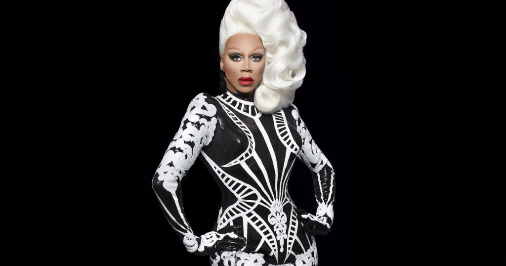 RuPaul's Drag Race UK host RuPaul
