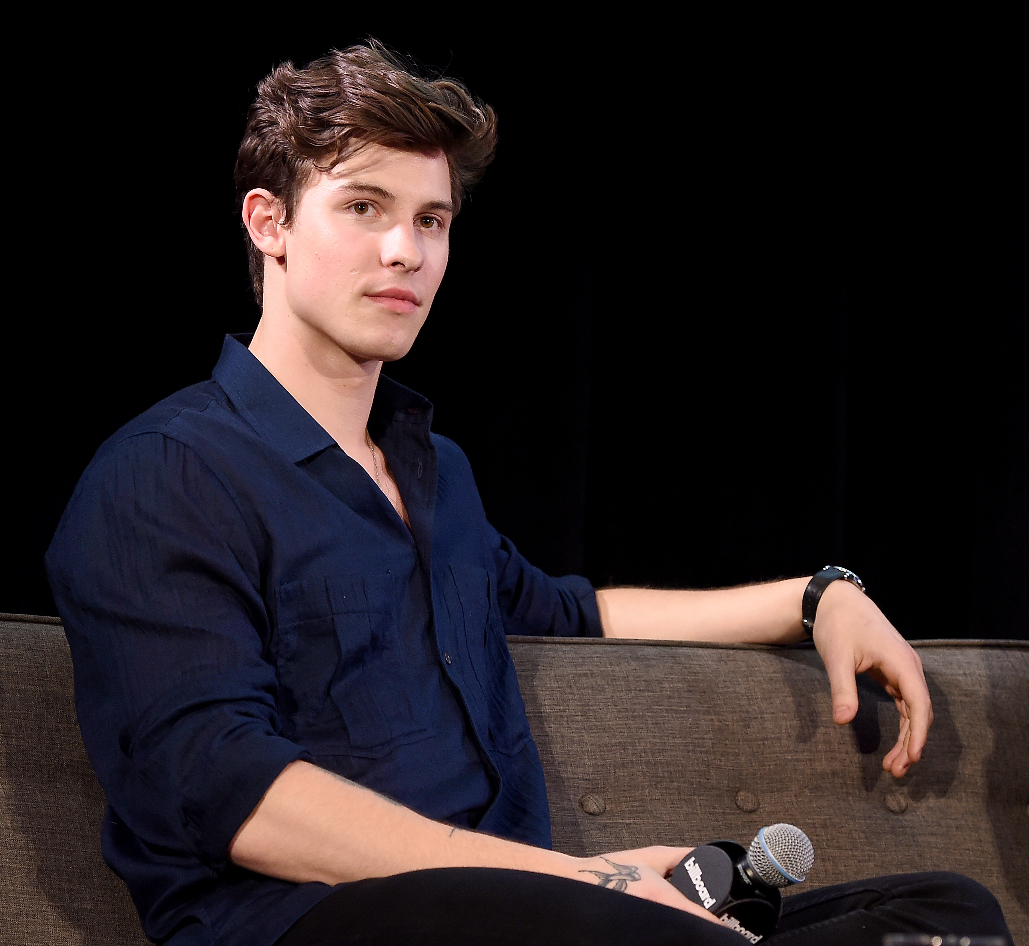 Shawn Mendes attends the Billboard's 2018 Live Music Summit Panels