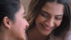 A still of Sonam Kapoor and Regina Cassandra acting in Bollywood film Ek Ladki Ko Dekha Toh Aisa Laga