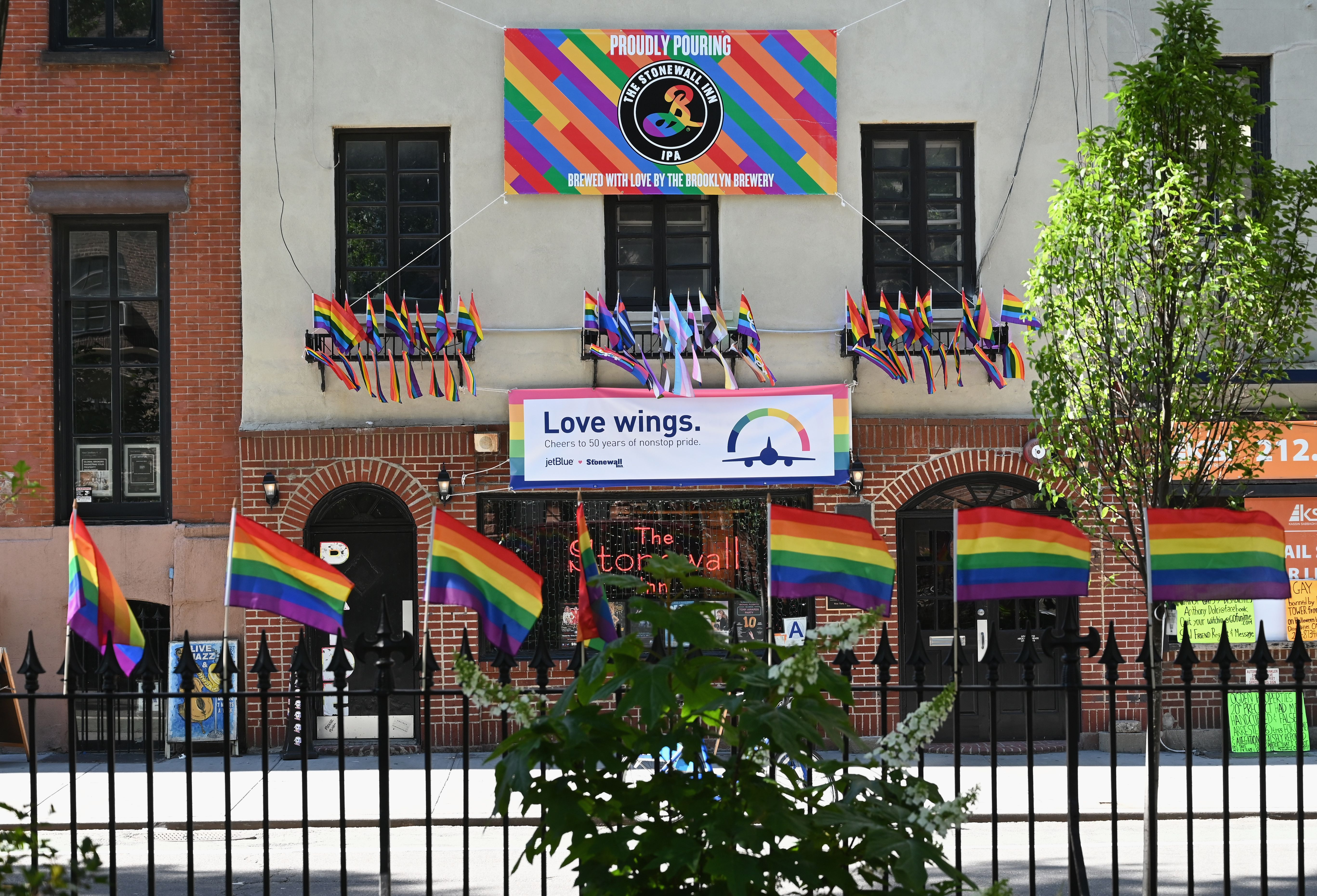 Stonewall Inn Brad Hoylman: Gay politician reminds us all 'the first Pride was a riot'