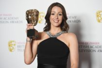 Suranne Jones at the 2016 BAFTA Awards