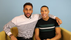 The Bi Life's Ryan Cleary and Michael Gunning on coming out stories as bisexual and gay