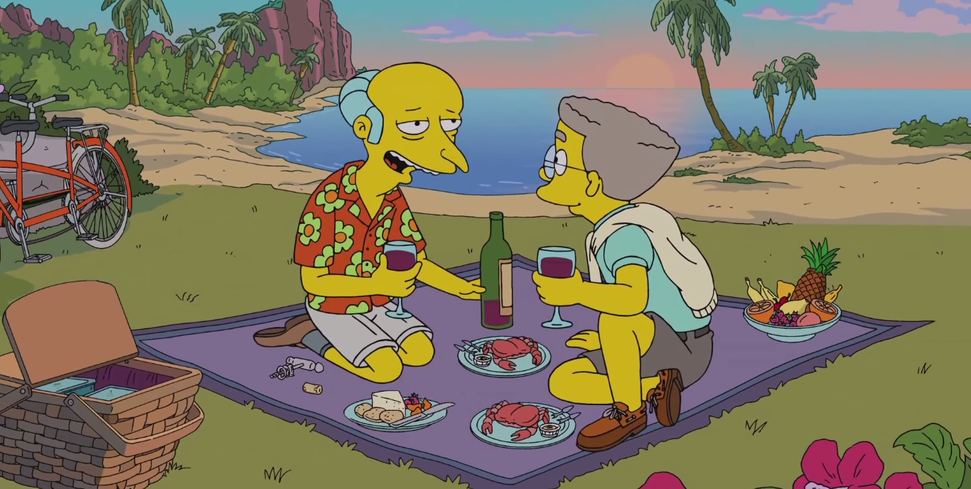 Simpsons Gay Characters Who Is Lgbt In The Simpsons