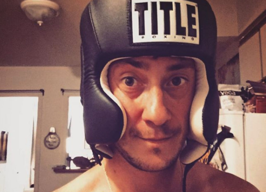 Trans boxer Thomas Page McBee took up boxing to understand what is masculinity truly made of.
