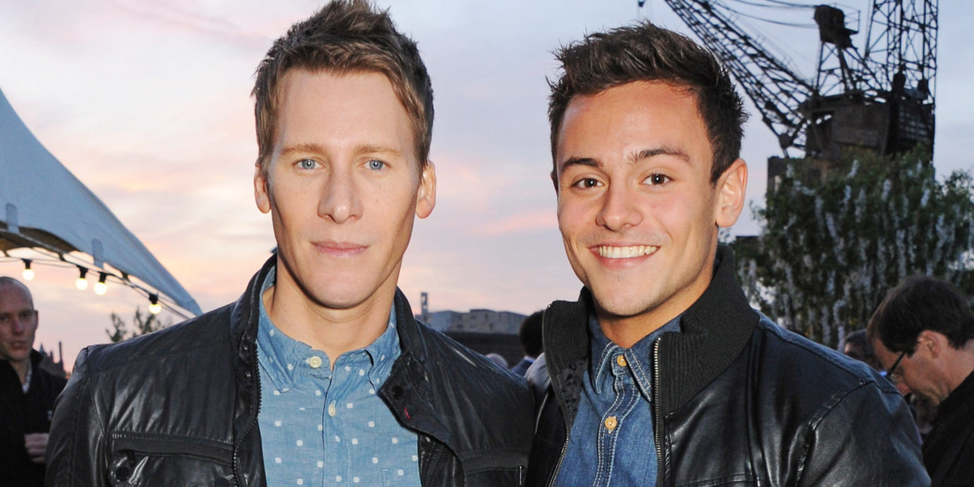 Tom Daley Opens Up About 20 Year Age Gap Between Him And Husband Dustin Lance Black