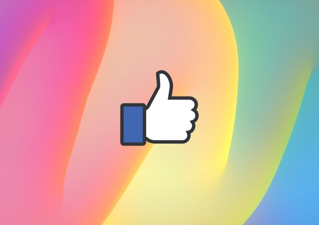 Here's how to get the new Pride rainbow features on Facebook