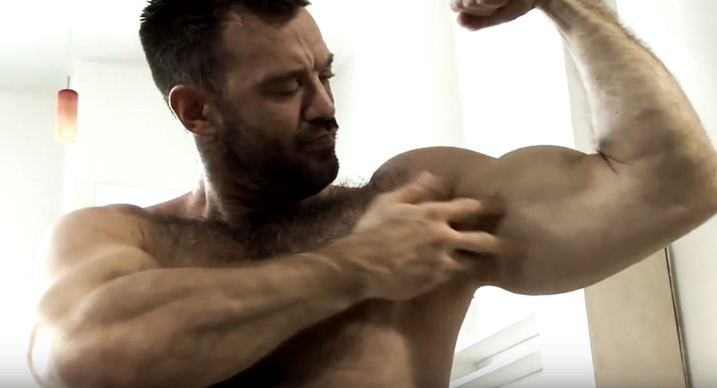 80s Gay Porn Bodybuilder - Students amazed to discover their maths teacher is a gay ...