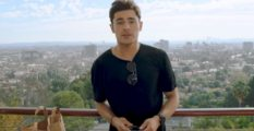 Zac Efron talks to Vogue