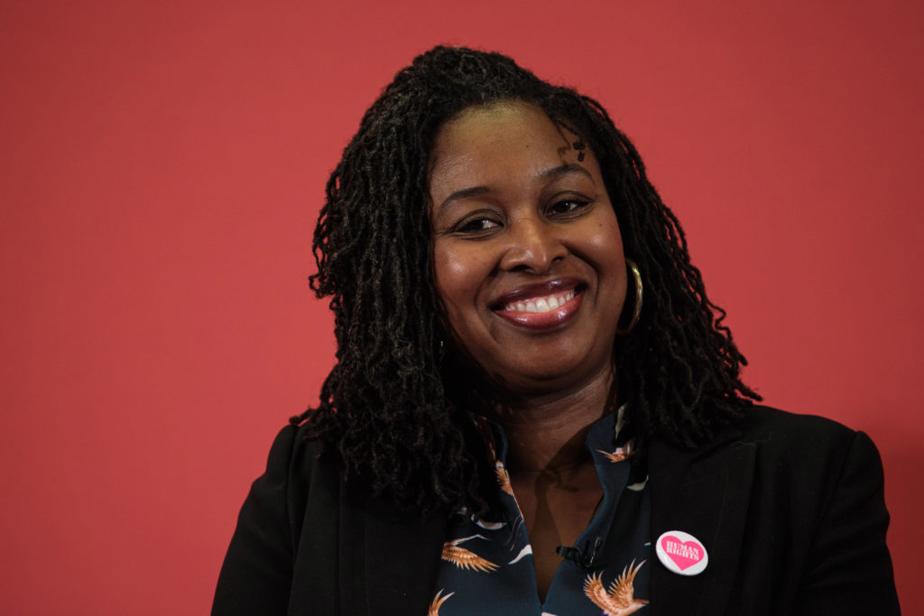 Shadow Secretary of State for Women and Equalities Dawn Butler