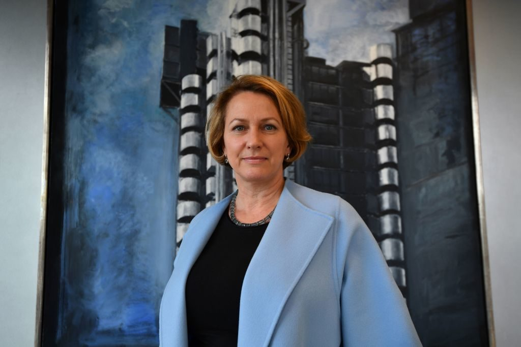 Dame Inga Beale will chair the new HIV Commission