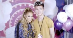 Jennifer Lopez met with gay teen Nat Werth