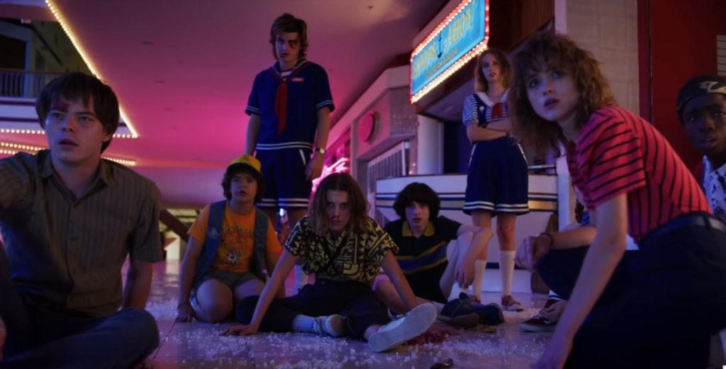 Stranger Things finally introduced an LGBT character
