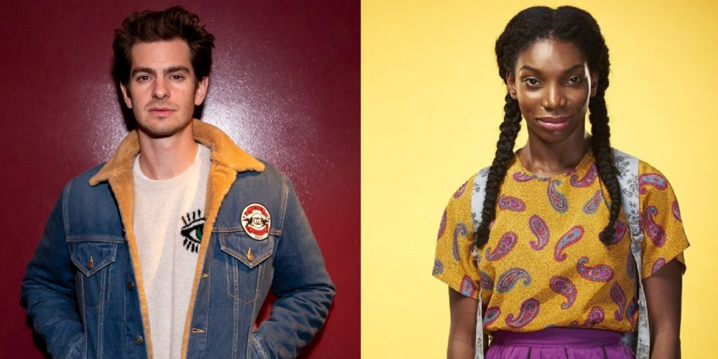 Andrew Garfield and Michaela Coel will appear as Drag Race UK guest judges