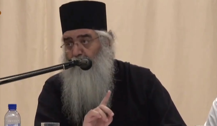 Anal sex: Church of Cyprus bishop Neophytos Masouras of Morphou