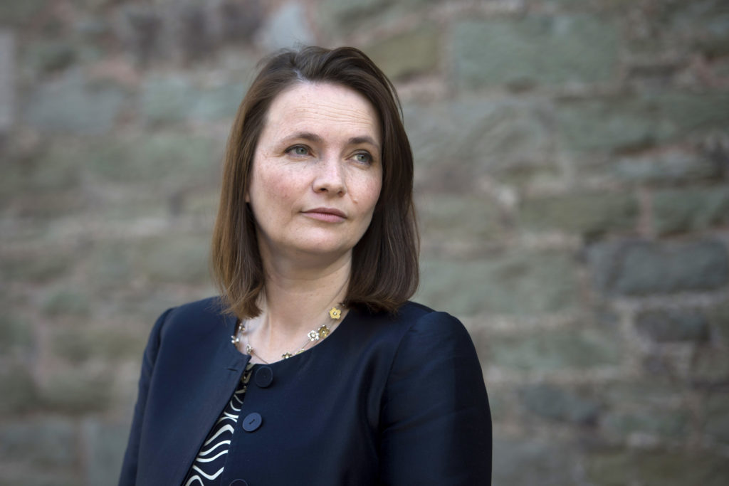 Welsh Liberal Democrat Kirsty Williams pushed through the new school uniforms policy
